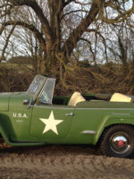 Pam Barrett's 1949 Willys Jeepster