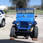 """Ole Blue"" – Willys CJ-2A Family and Lifetime Friend"