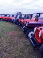 Rob Danzi's Willys Jeep Collection
