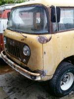 Leonard Castiglione's 1962 Willys FC-150