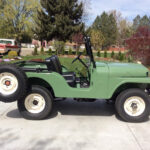 Kaiser Willys Jeep of the Week: 222