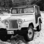 "The Restoration of ""White Fang"" – 1952 Willys M38A1"