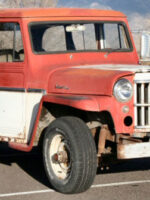 Samuel Skidmore's 1962 Willys Station Wagon