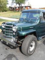 Dwight Thurston 1952 Willys Truck