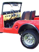 Bill Wagner's 1963 Willys CJ-5