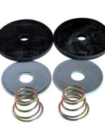 906638 - Clutch & Brake Pedal Draft Seal Kit