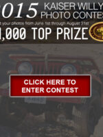 2015 Kaiser Willys Photo Contest