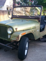 Markel Simmons' 1971 CJ-5
