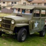 My Willys Station Wagon Restored as a Parade Vehicle