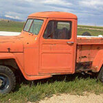 John Shook's 1949 Willys Truck