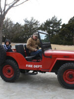 Dan Gatlin's 1948 Willys CJ-2A Jeep