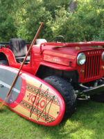 Dan Nagurney's 1953 Willys CJ-3B