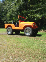 Everett Cole's 1966 CJ-5 Jeep