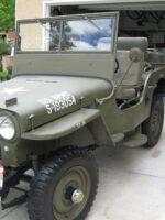 Joseph Trebella's 1948 Willys CJ-2A