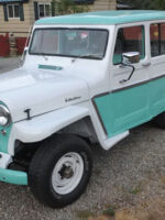 Jay Bernhardt's 1962 Willys Station Wagon