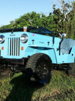 Gaver Rios' 1954 Willys CJ-3B