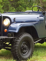 Jeff Terry's 1962 Willys CJ-5