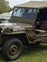 Stolen WW2 Jeep from Imperial War Museum