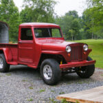 Built from the Ground Up –  A Wee Wicked Willys Truck