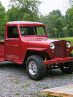 Donny Donelson's 1947 Willys Truck