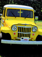 Bill Ramage's 1954 Willys Station Wagon