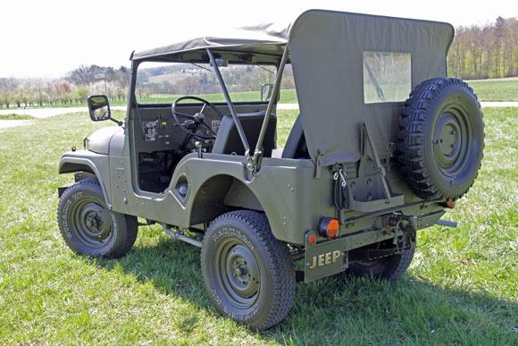 Roland Mayer's 1969 CJ-5 Jeep