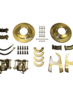376898 - Rear Disc Brake Conversion Kit