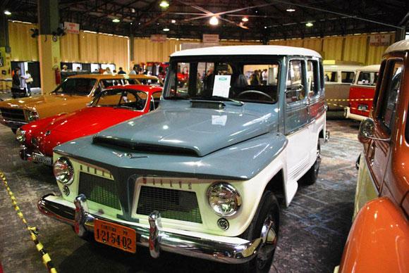 Luiz Eduardo Marques Halila's Brazilian Willys Wagon
