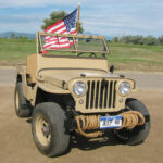 A Very Special Willys CJ-2A Birthday Present