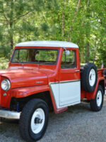 David Wagner's 1961 Willys Truck