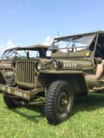Alvin Hughes' 1945 Ford GPW