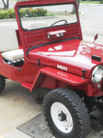 Gonzalo Trullas 1949 Willys CJ-3A