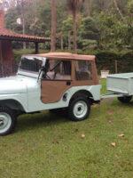 Luis Fernando Pinto's 1956 Willys CJ-5