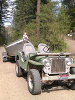 Dave Laufenberg's 1953 CJ-3A