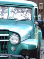Hannah Lauzon's 1956 Willys Truck