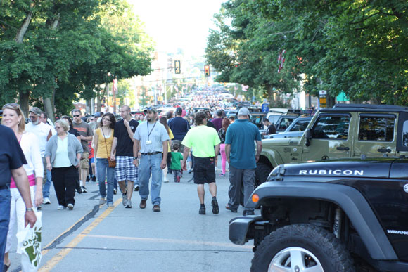 Bantam Jeep Heritage Festival - Photo by Jeep Hunters