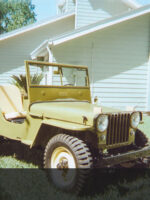 Albert Wagner Jr. 1948 Willys CJ-2A
