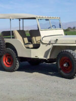 Jeff Hubbard's 1948 Willys CJ-2A