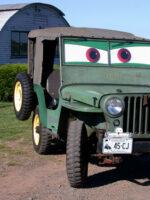 Jerry ONeill's 1945 Willys CJ-2A