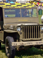 Jerry Steber's 1944 Willys MB