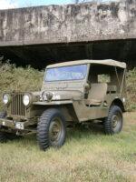 Doug Holdrege's 1952 Willys M38