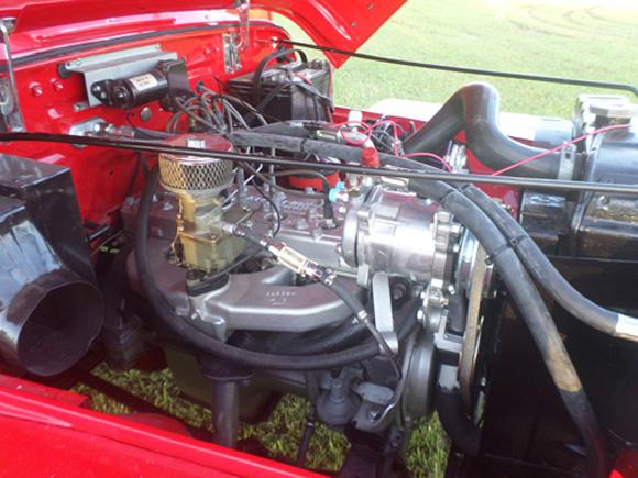 Gabriel Baez' 1959 Willys Truck