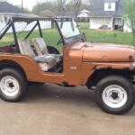 The Different Phases of Restoring my Willys CJ-5
