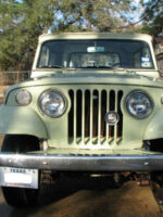 Mark Simmons 1971 Jeepster Commando