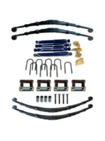 Suspension-5 - Complete Suspension Overhaul Kit for 59-71 CJ-5