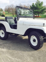 Tom Payne's 1966 CJ-5