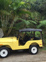 Edwin Martinez' 1971 CJ-5 Jeep