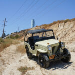 A Father and Son Willys CJ-3B Restoration Project