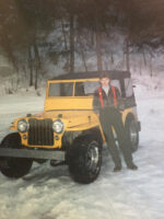 Tyson Sanderson's 1948 Willys CJ-2A