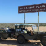 A 16 Month Journey Around Australia in a Willys MB
